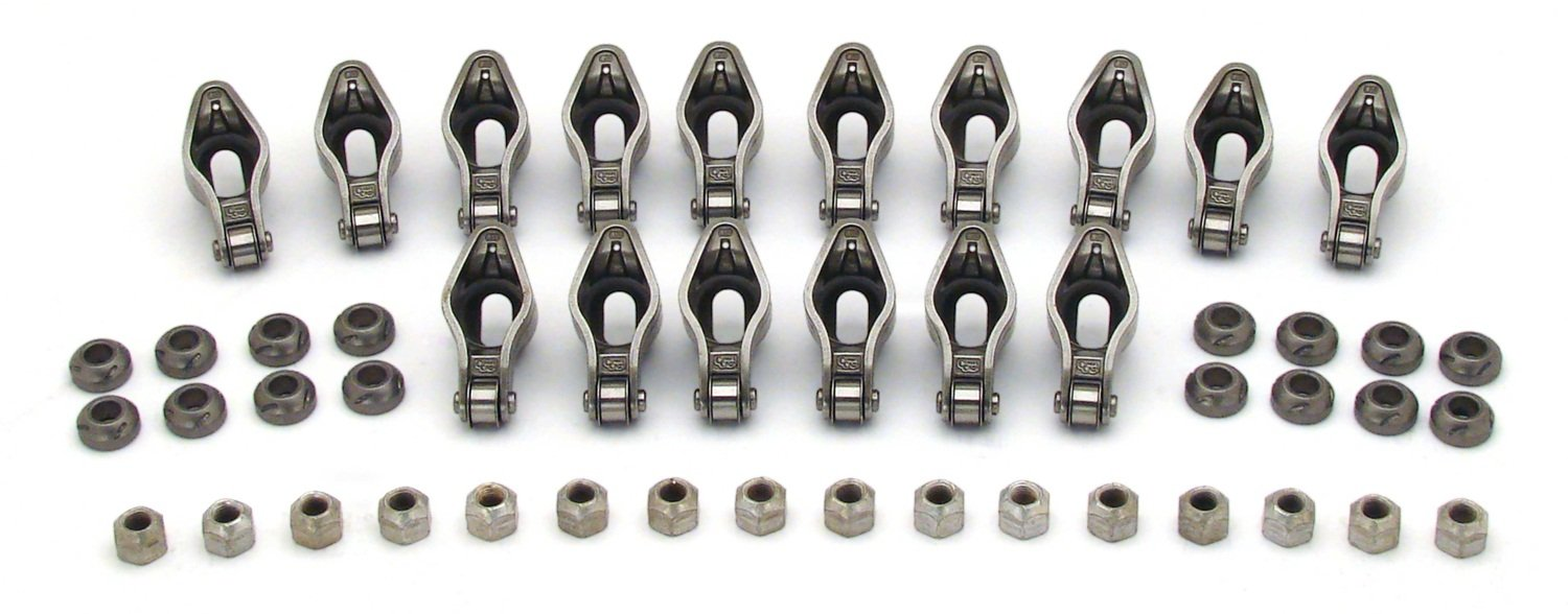 Competition Cams 1417-16 Magnum Self-Aligning Roller 1.52 ratio, 3/8' Stud Diameter Rocker Arm for Small Block Chevy 3/8 Stud Diameter Rocker Arm for Small Block Chevy nobrandname