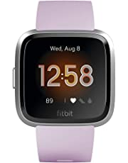 Fitbit Versa Lite Health & Fitness Smartwatch with Heart Rate, 4+ Day Battery & Water Resistance, Lilac