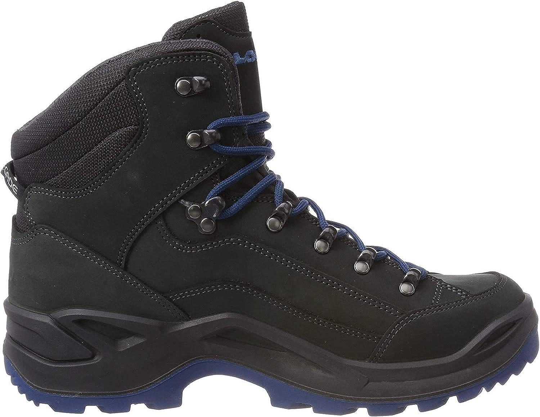 Lowa Mens Renegade Gore-Tex Mid Nubuck Boots