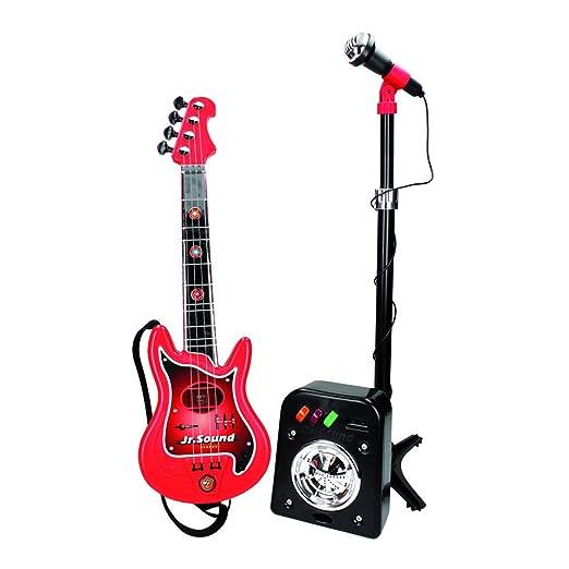 22 opinioni per Reig 844- Flash Chitarra e Microfono con Amplificatore