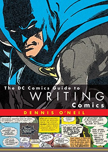 Pdf Reference The DC Comics Guide to Writing Comics