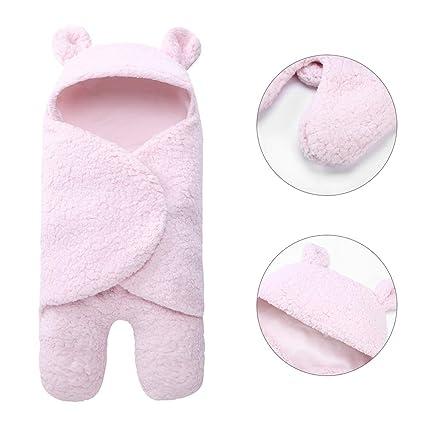 FOONEE - Manta de algodón para recién Nacido, para bebé, bebé ...