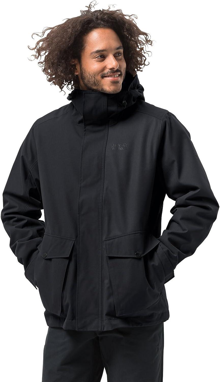 Jack Wolfskin Herren Jacke Falster Harbour Jacket