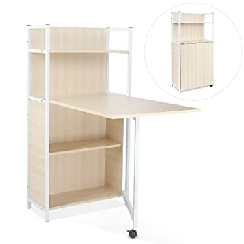 Wandklapptisch regal  Angebot 50% off-Metall Bücherregal 121cm Standregal Aktenschrank ...