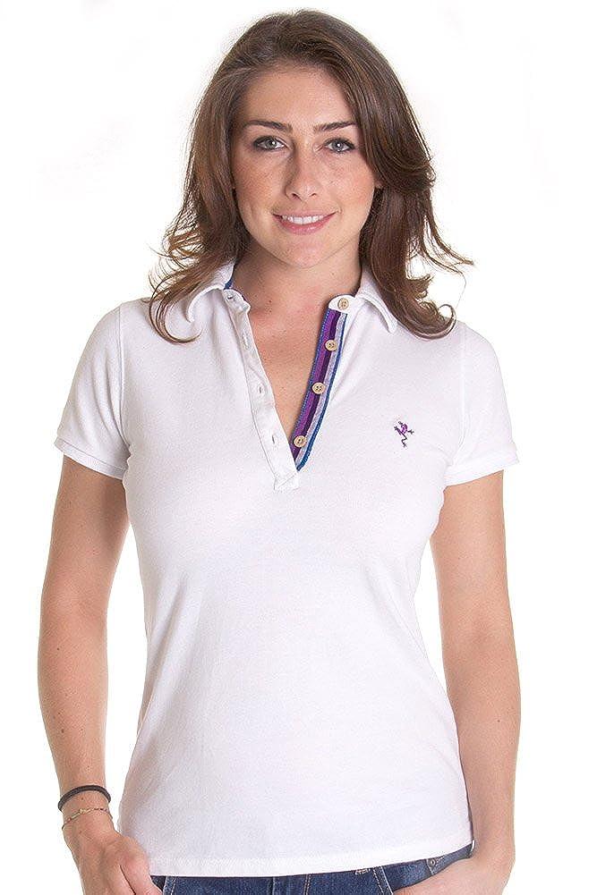 B Frog Women's Classic Pique Shirt 854145004139