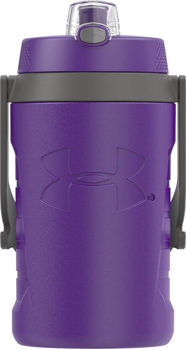 Under Armour Sideline 64 Ounce Water Jug, Purple by Thermos