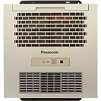 Panasonic 松下多功能浴霸风暖暖风机PTC陶瓷加热取暖换气集成吊顶FV-RB16U1香槟金(亚马逊自营商品 由供应商配送)(包安装区域请咨询经销商客服电话:020-34343898,15013183040,在线客服QQ:3198847299。9:00-18:00,周末随机单休)