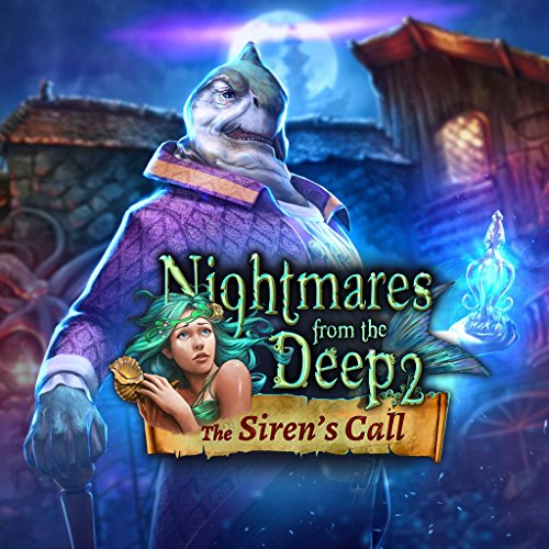 Nightmares From The Deep 2: The Siren's Call (Indie) - PS4 [Digital Code]