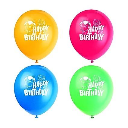 Custom Balloons Photo Print Party 200 Pack Birthday Wedding Shower