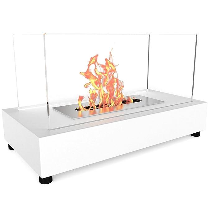 Amazon.com: Elite Flame Avon ventless Table parte superior ...