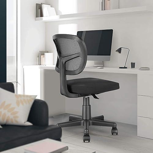 Children Student Chair Low-Back Computer Desk Chair