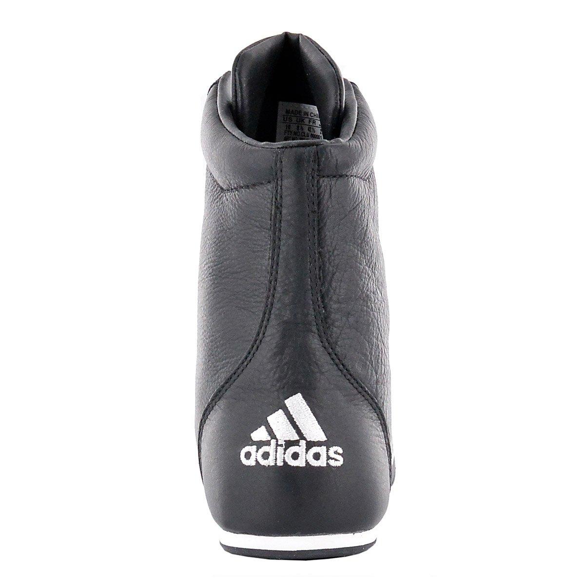 adidas PRAJNA HI Baskets pour homme Noir 42 EU: