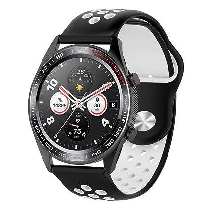 Amazon.com: whiteswan Smartwatch Accessories Watch Band ...