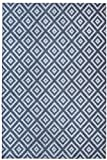 Mylife Rugs Potenza Collection Contemporary Modern Geometric Non Slip (Non-Skid) Machine Washable Area Rug (3'x5′, Grey – White) Review