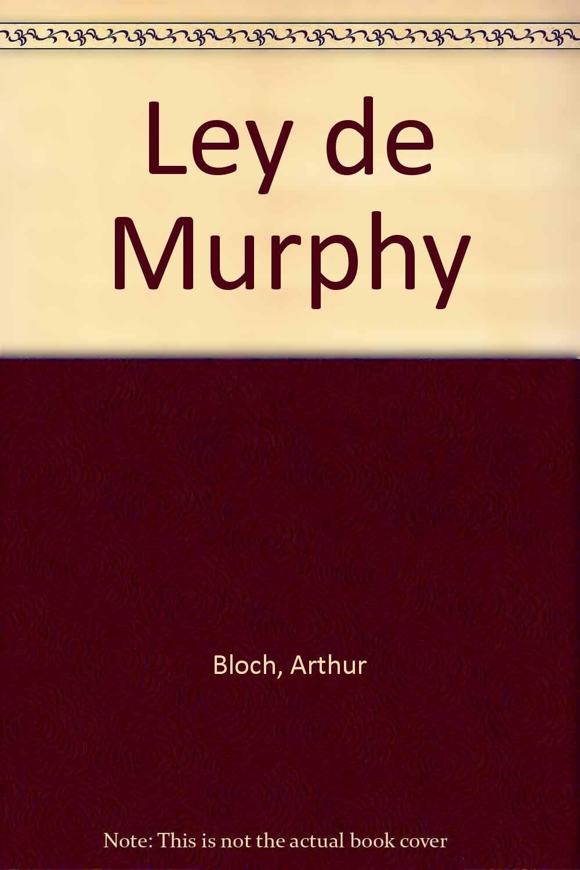 Ley de Murphy (Spanish Edition) PDF