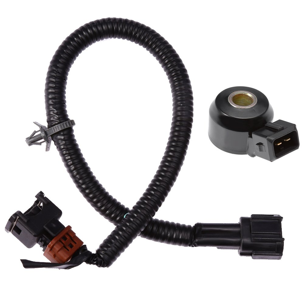 Qkparts Knock Sensor W Wiring Harness Connector For Q45 Engine Nissan Infiniti Maxima Sentra G20 Replace2206030p00 Ks79 Automotive