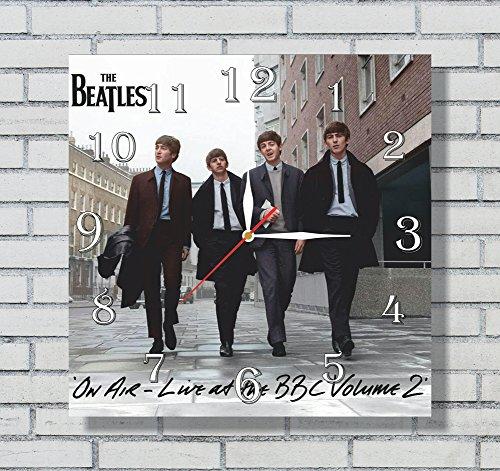 The Beatles Handmade Wall Clock