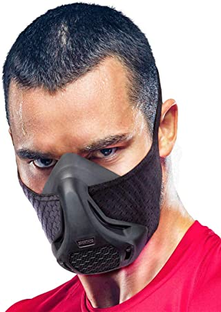 Sparthos Training Mask - High Altitude Elevation Simulation - for Gym, Cardio, Fitness