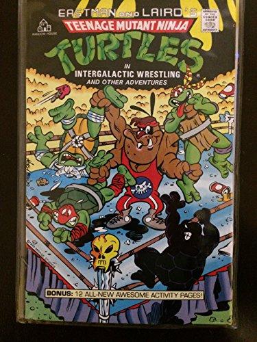 Teenage Mutant Ninja Turtles Intergalactic Wrestling 1990 ...