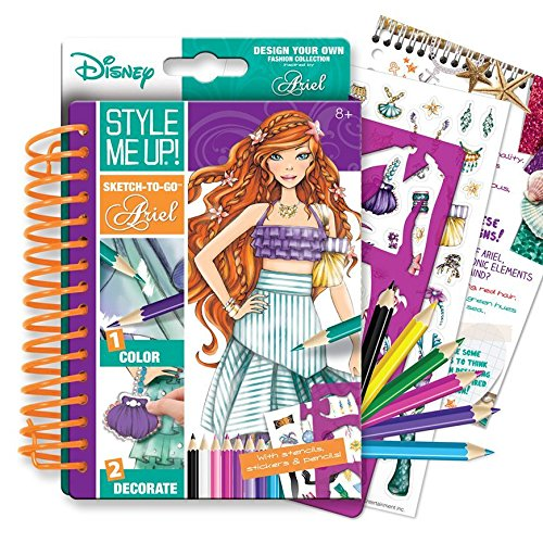 Style Me Up Sketch to Go Ariel product image