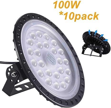 50W 70W 100W 150W LED High Bay Light Warehouse Industrial Factory Gym Lamp 110V