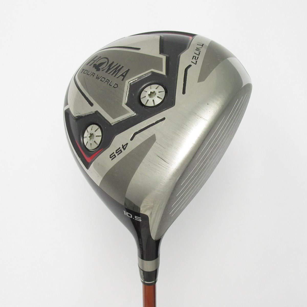 【中古】本間ゴルフ TOUR WORLD ツアーワールド TW727 455 ドライバー VIZARD YC55 B07T3BY4F8  R