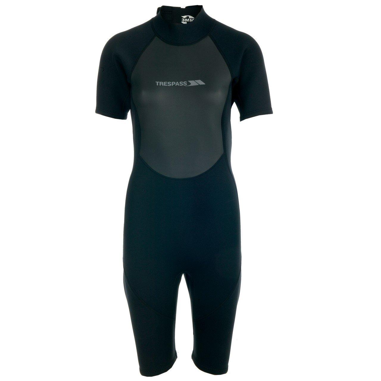 Trespass Womens/Ladies Scubadive 3mm Short Wetsuit