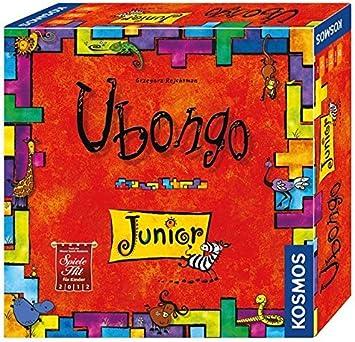 Kosmos - Ubongo Junior by Kosmos: Amazon.es: Juguetes y juegos