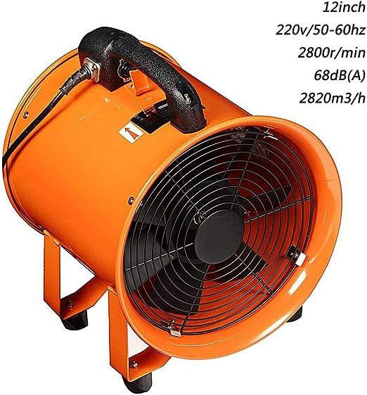 LZH FILTER 12 Pulgadas Ventilador Extractor de Conducto en Línea ...