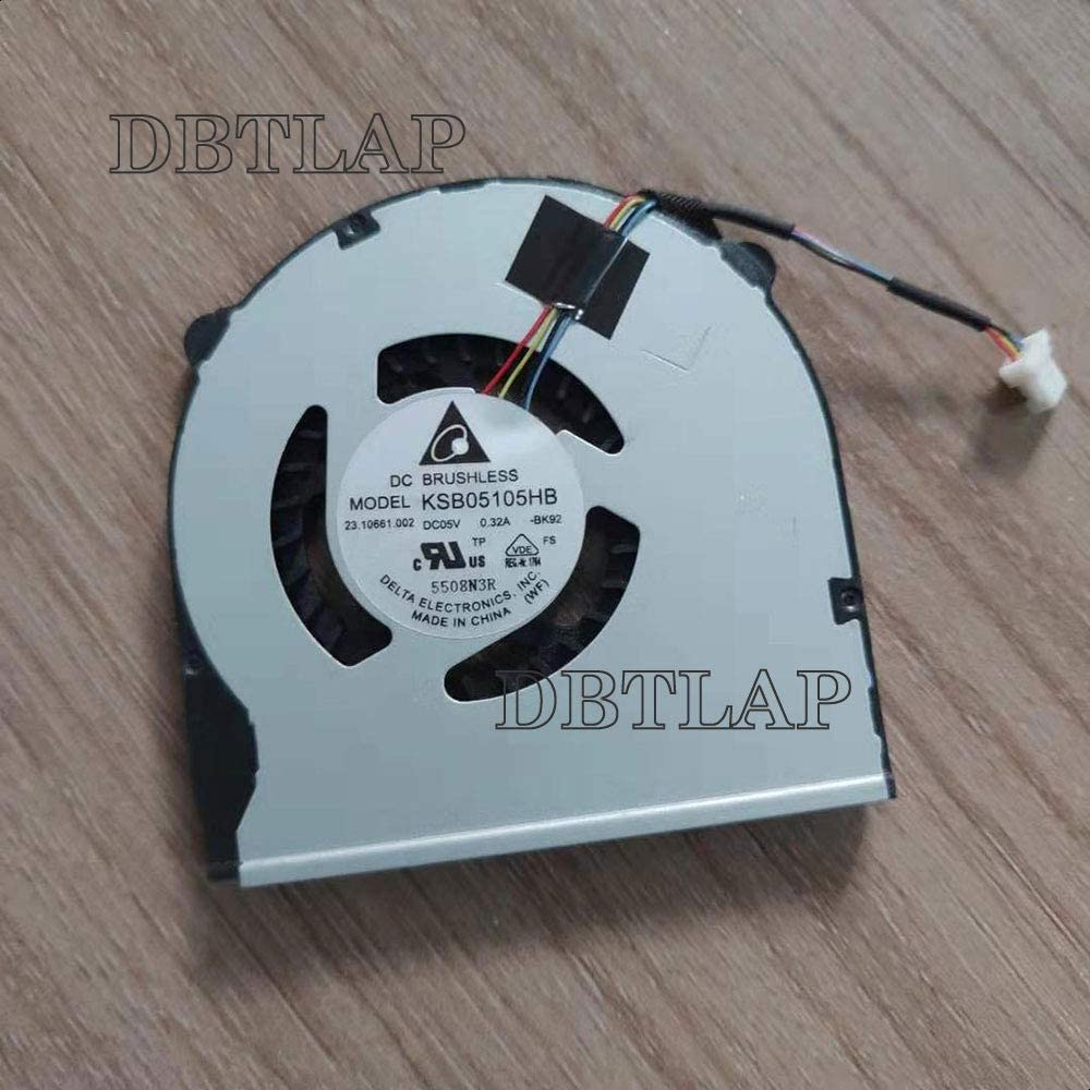 DBTLAP Cooling Fan Compatible for Sony VAIO SVT13 SVT13124CXS SVT131A11T SVT15 SVT151A11L SVT15115CXS KSB05105HB BK92