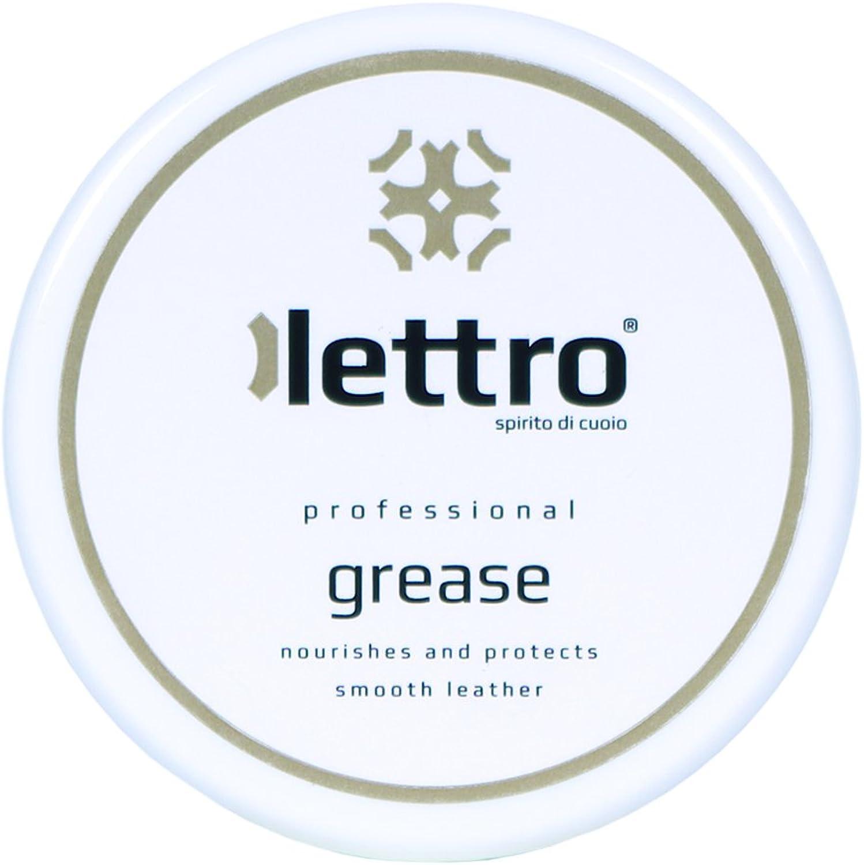 Lettro Leather Grease base de Aceites Minerales Y Vegetales Naturales, Vegano, Impermeabiliza, Protege Y Restaura Cuero Liso Y Engrasado, 100 ml - 3.40 fl. oz.