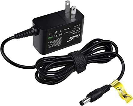 Car DC Adapter for Jump N Carry JNC300XL 900 Peak Amp Jump Starter 12V Auto PSU