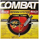 Combat Source Kill Max Roach Bait and Gel Small 12 Bait Stations per Box New