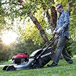 """Honda HRR216VYA 21'' 3-in-1 Self Propelled Smart Drive Roto-stop Lawn Mower with Auto Choke and Twin Blade System 9 Honda HRR216VYA 21"""" 3-in-1 Self Propelled Twin Blade Mulching Lawn Mower"""