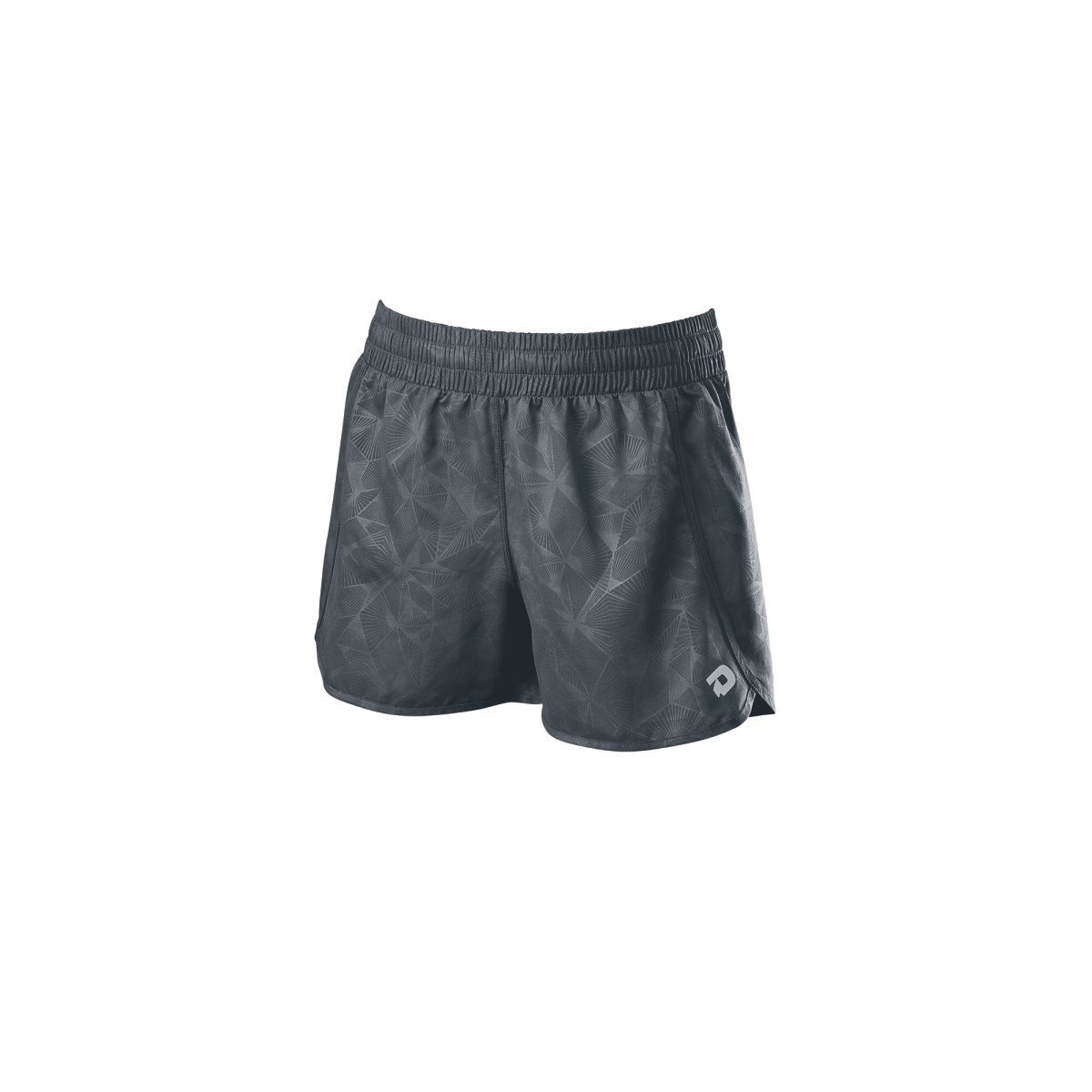 DeMarini Womens Training Shorts - Womens, Charcoal, Small