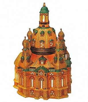 Amazon De Tipigra Frauenkirche Dresden Modell Figur Miniatur 26 Cm