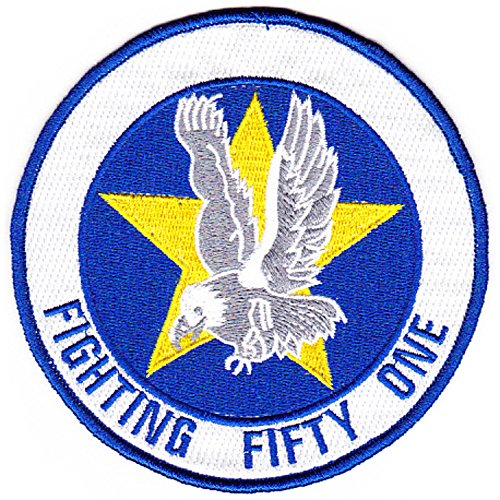 (VF-51 Fighter Squadron Patch)