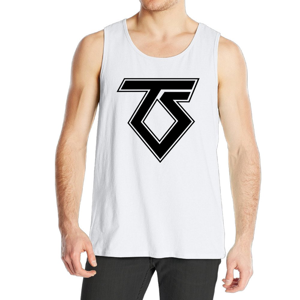 Mydt1 S Twisted Sister Logo Tank Top Shirt