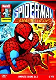 Spider-Man and His Amazing Friends - Complete Seasons 2 & 3 - 2-DVD Set ( Spider Man & His Amazing Friends - Complete Seasons Two and Three ) [ NON-USA FORMAT, PAL, Reg.2 Import - United Kingdom ]