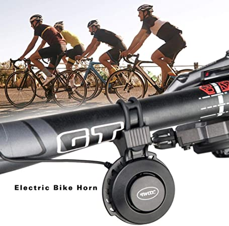 Krystallove Timbre eléctrico para Bicicleta, Recargable ...