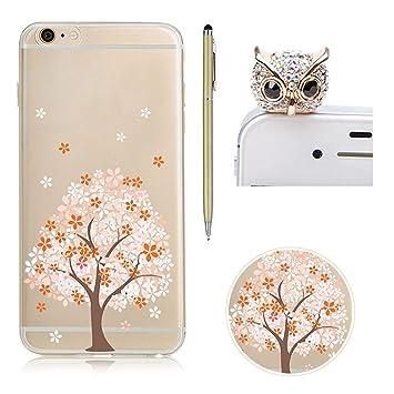 Carcasa iPhone 5S 5S SE Ultra Fina Funda de Silicona Suave Case