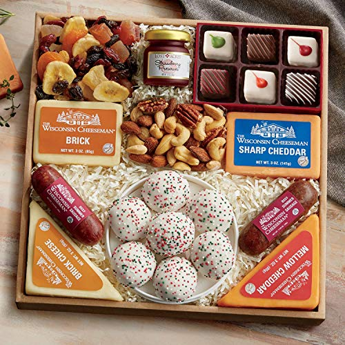 Holiday Variety from The Wisconsin Cheeseman