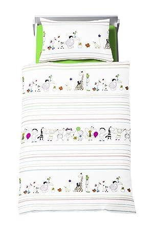 Dream Art Kids Renforce Kinder Bettwäsche Mehrfarbig 100 X 135 Cm