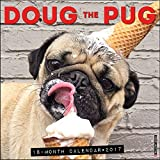 img - for Doug the Pug 2017 Wall Calendar book / textbook / text book