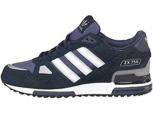 adidas 750 zx hombre azul