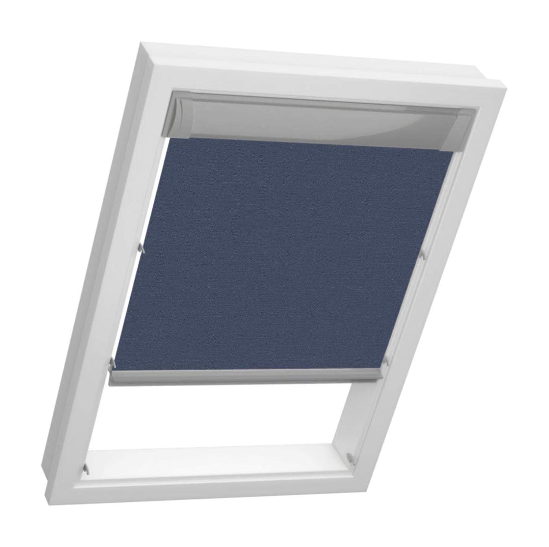 Sun collection Dachfenster Thermo Rollos für Velux Fenster K – Sonnenschutz – Profile in Silber