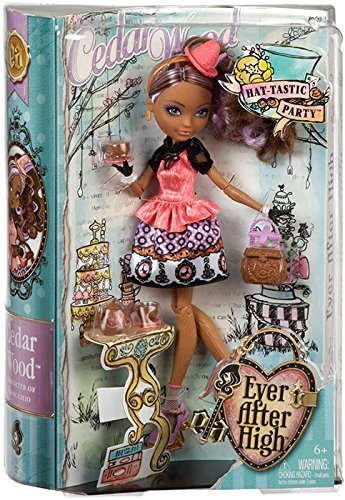 Ever After High Hat-Tastic Cedar Wood Doll (Cedar Wood Doll Ever After)