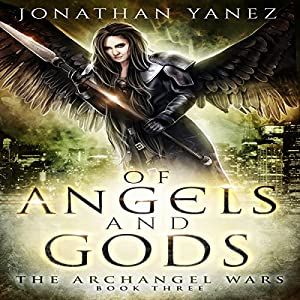 Of Angels and Gods Audiobook