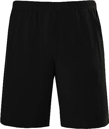 /élastiqu/é et Confortable Noir 50 Ulla Popken Femme Grandes Tailles Short 7//8 uni 567565 10-50+