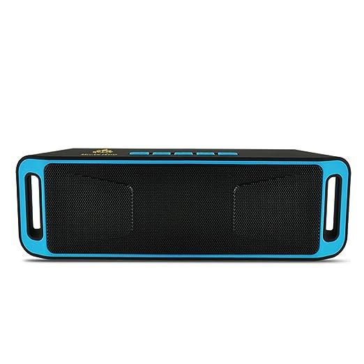 14 opinioni per Micrael Home Altoparlante Bluetooth Auto Senza Fili Portatile Con Due Subwoofer